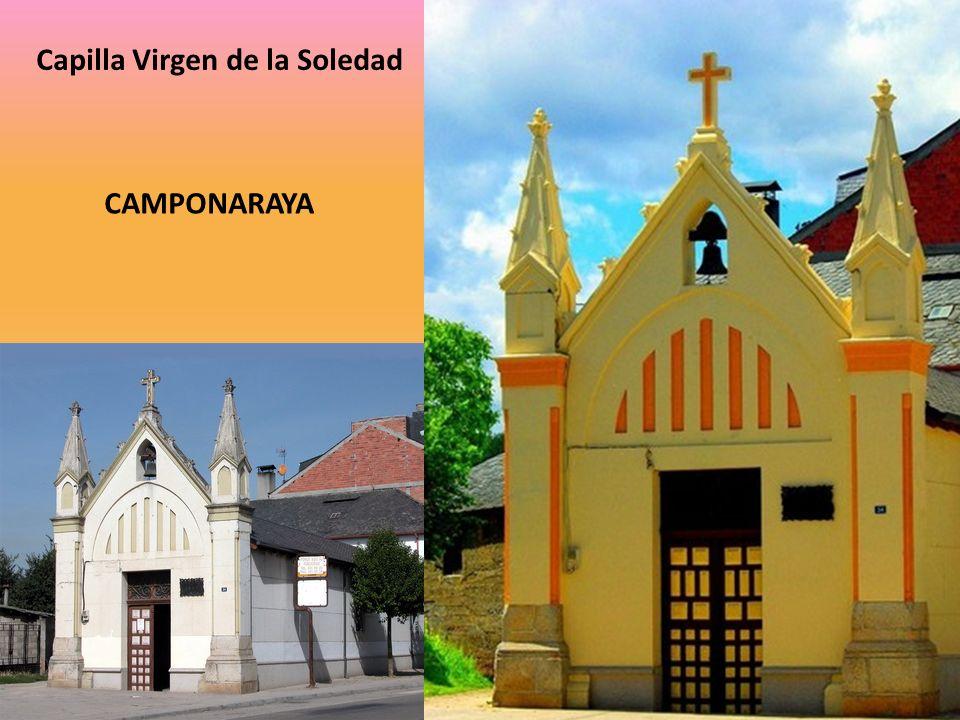 Capilla Virgen de la Soledad