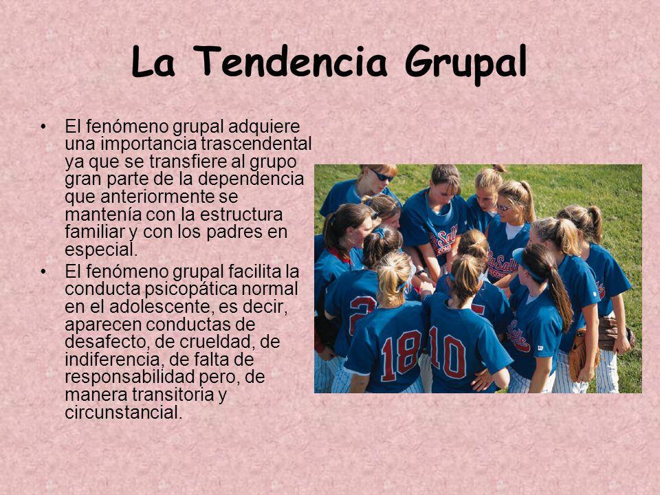 La Tendencia Grupal