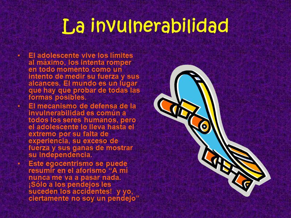 La invulnerabilidad