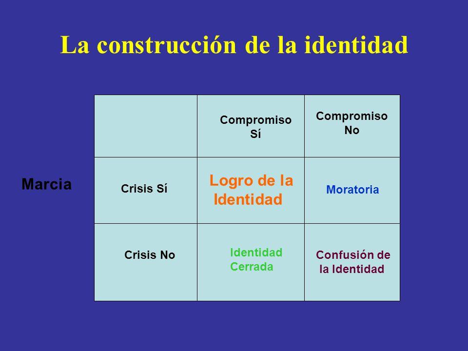 La construcción de la identidad