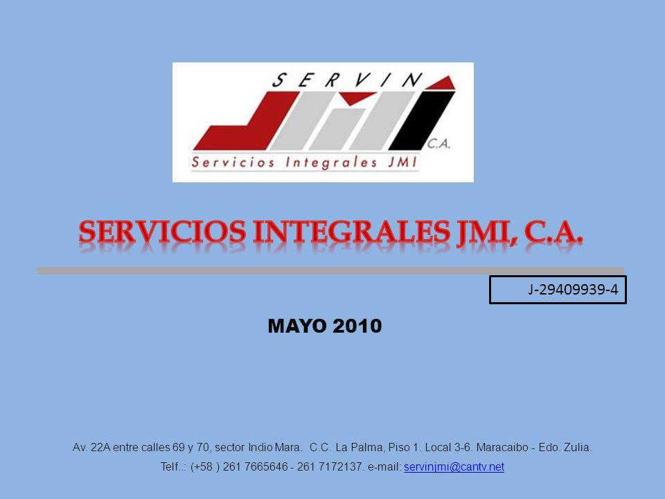 Servicios Integrales jmi, C.A.