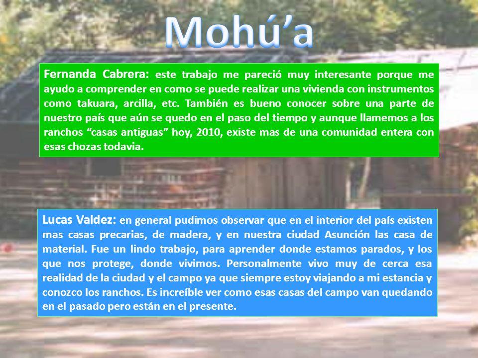 Mohú'a