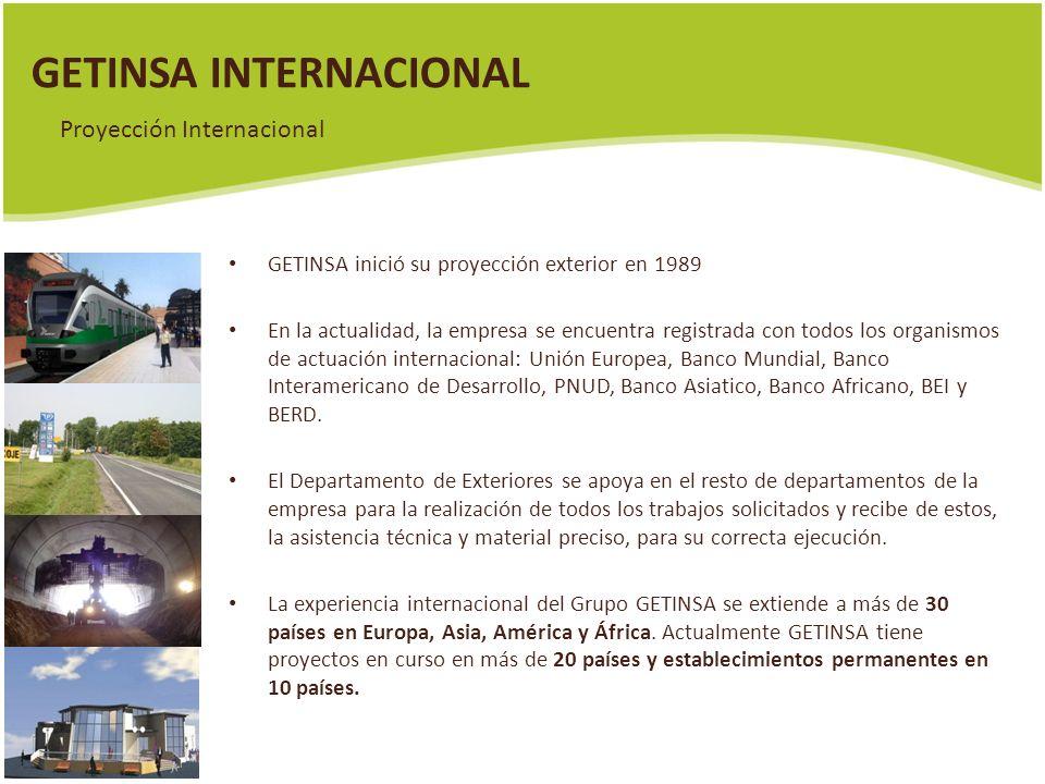 Proyección Internacional