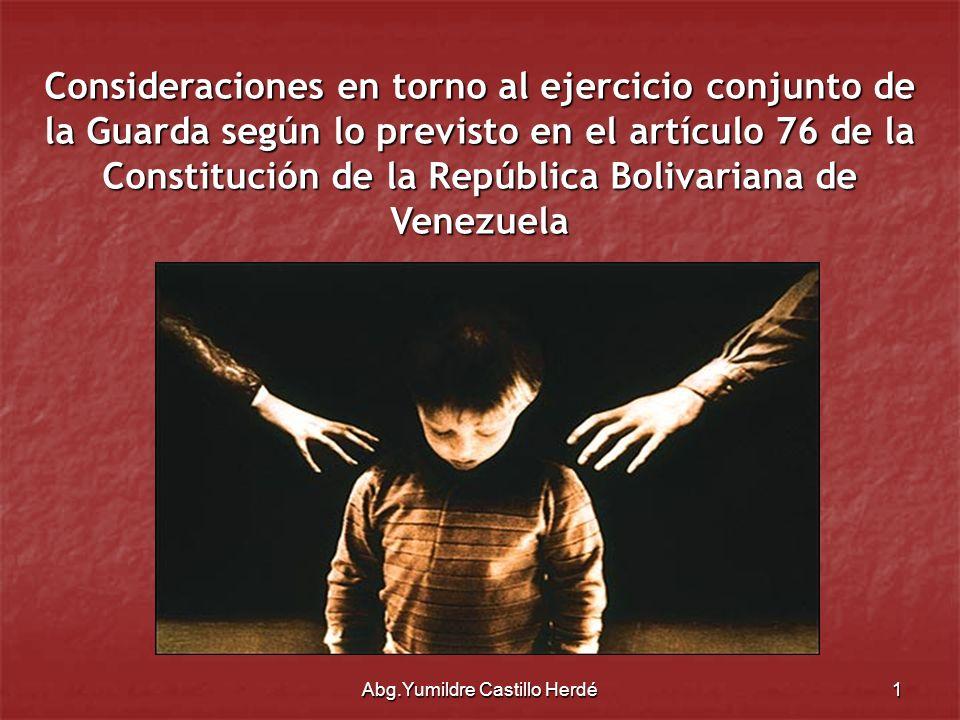 Abg.Yumildre Castillo Herdé