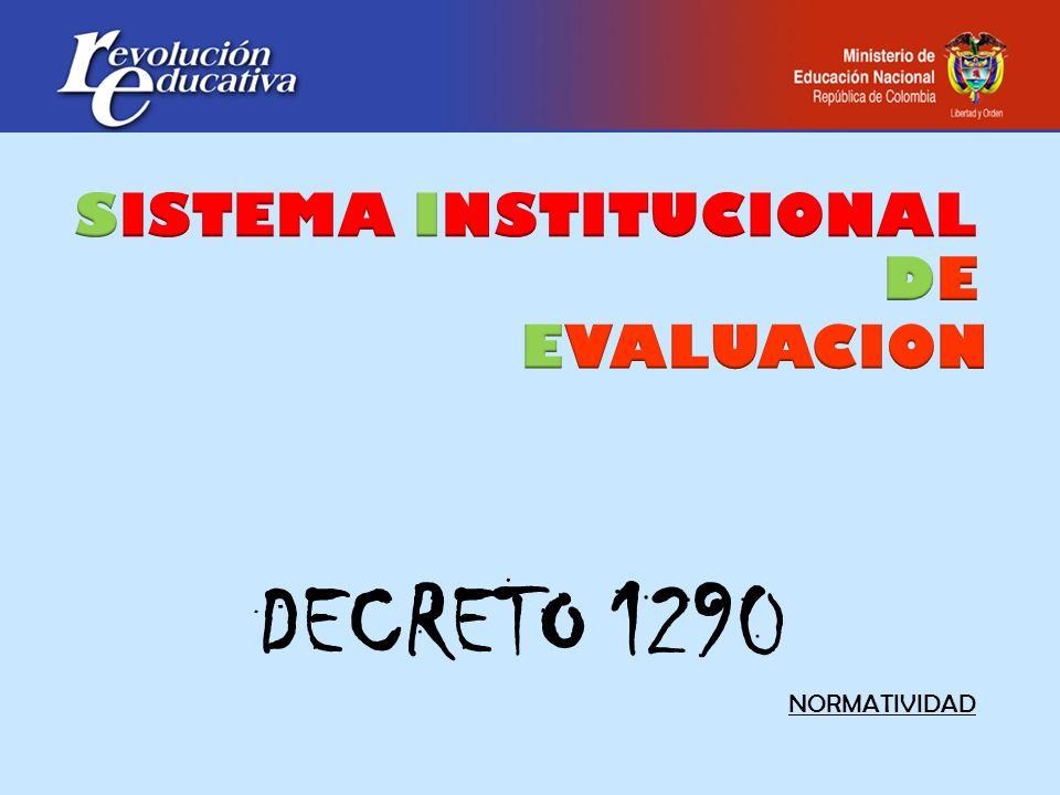 SISTEMA INSTITUCIONAL