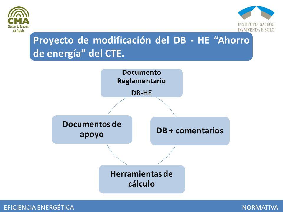 Documento Reglamentario Herramientas de cálculo