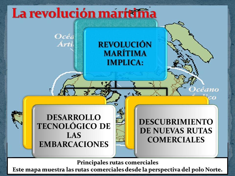 La revolución marítima