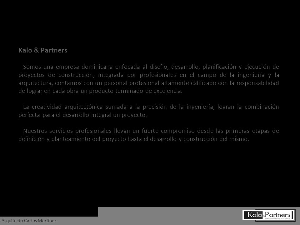 Kalo & Partners