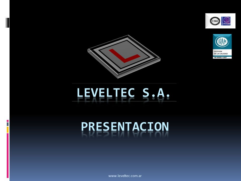 LEVELTEC S.A. PRESENTACION
