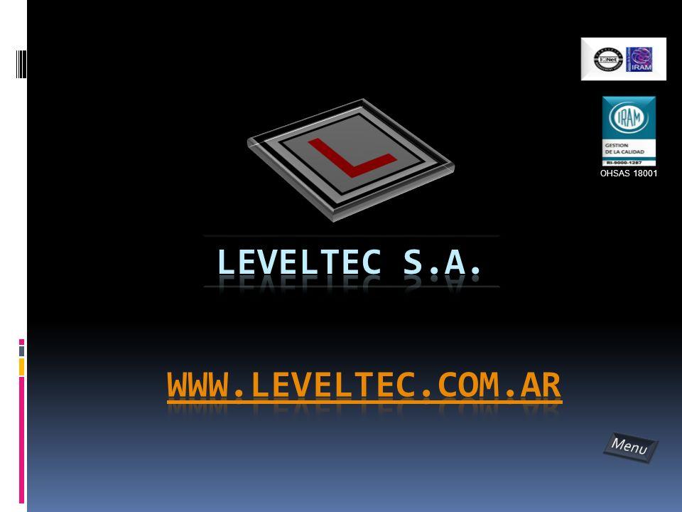 LEVELTEC S.A. www.leveltec.com.ar