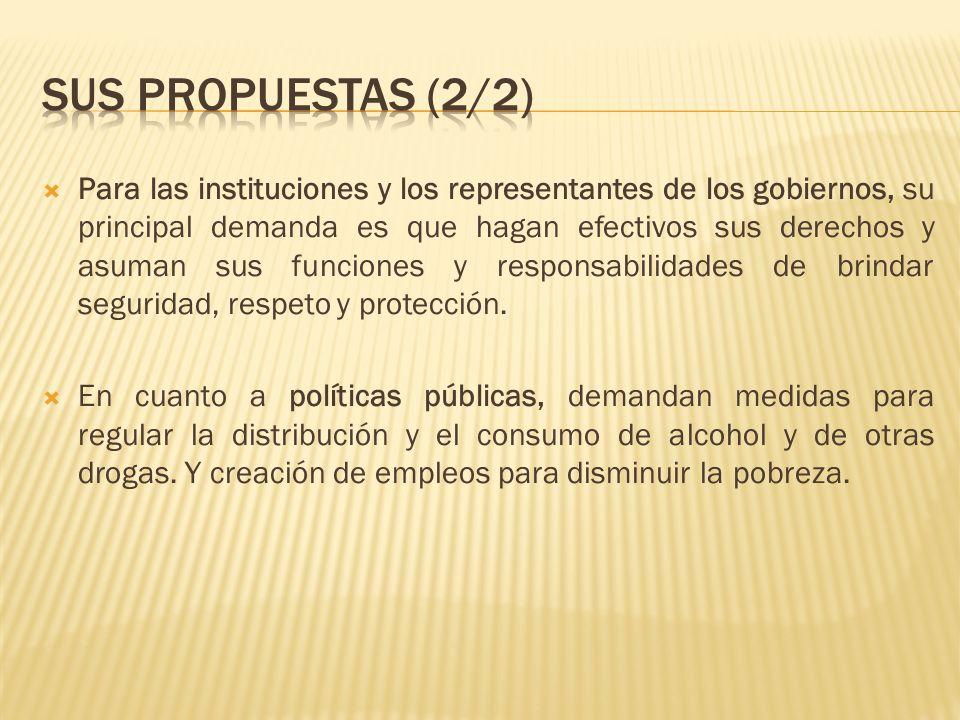 Sus propuestas (2/2)