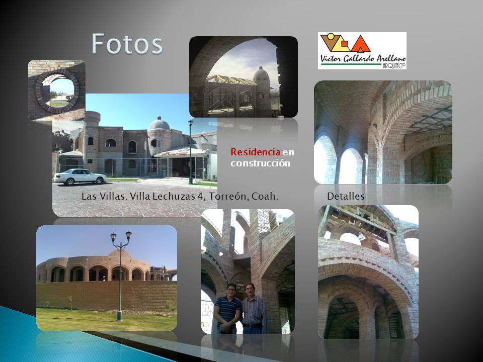 Arq v ctor gallardo arellano ppt descargar for Villas universidad torreon