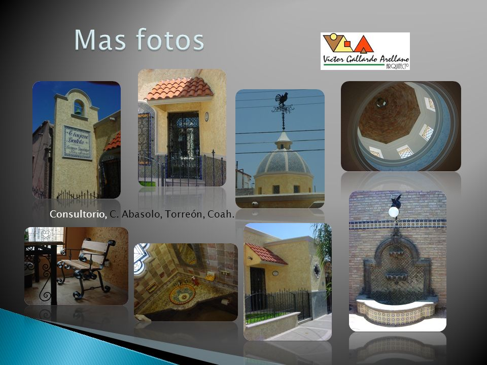 Mas fotos Consultorio, C. Abasolo, Torreón, Coah.