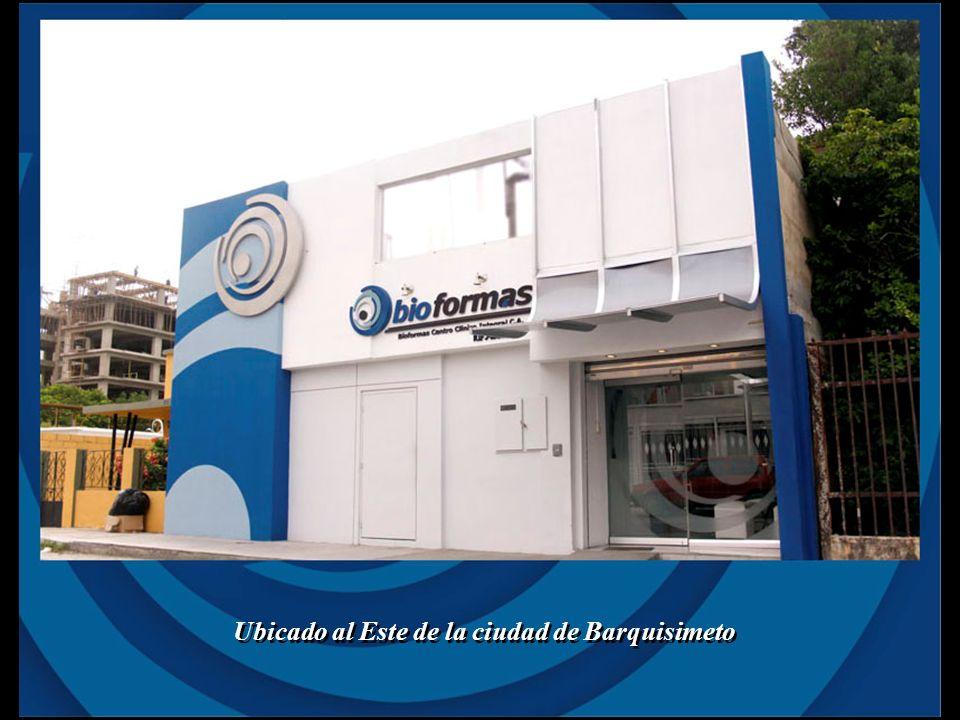 Ubicado al Este de la ciudad de Barquisimeto