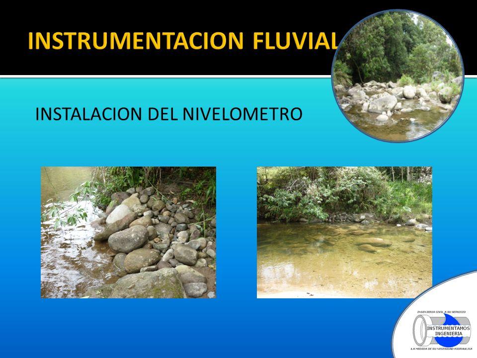 INSTRUMENTACION FLUVIAL