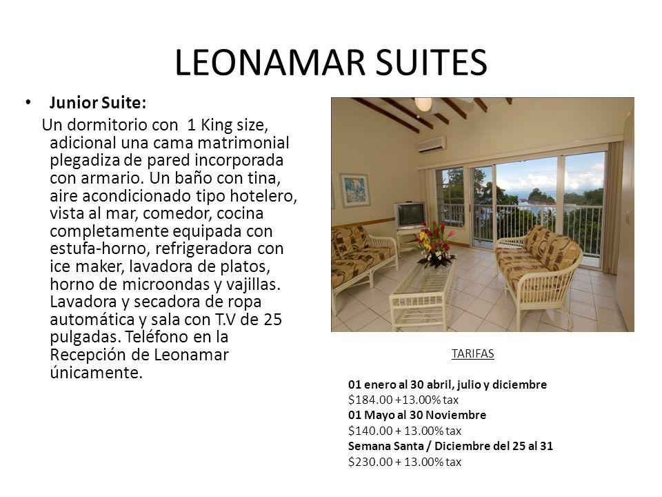 LEONAMAR SUITES Junior Suite: