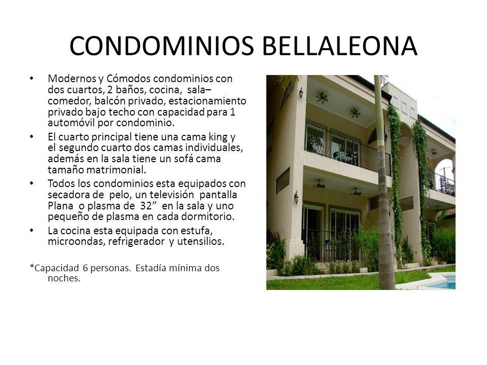 CONDOMINIOS BELLALEONA