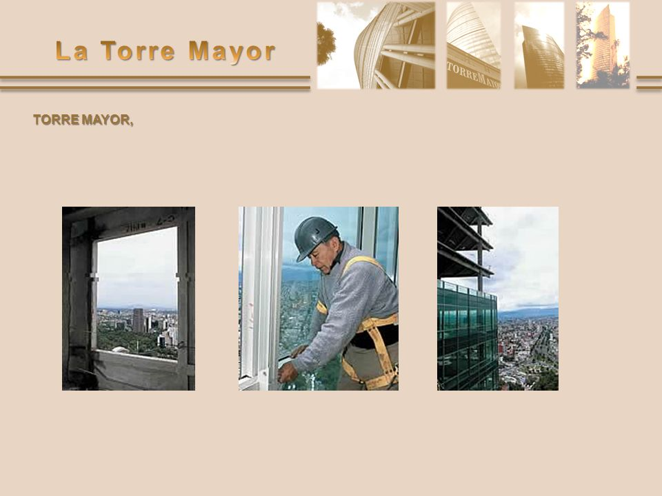 TORRE MAYOR,