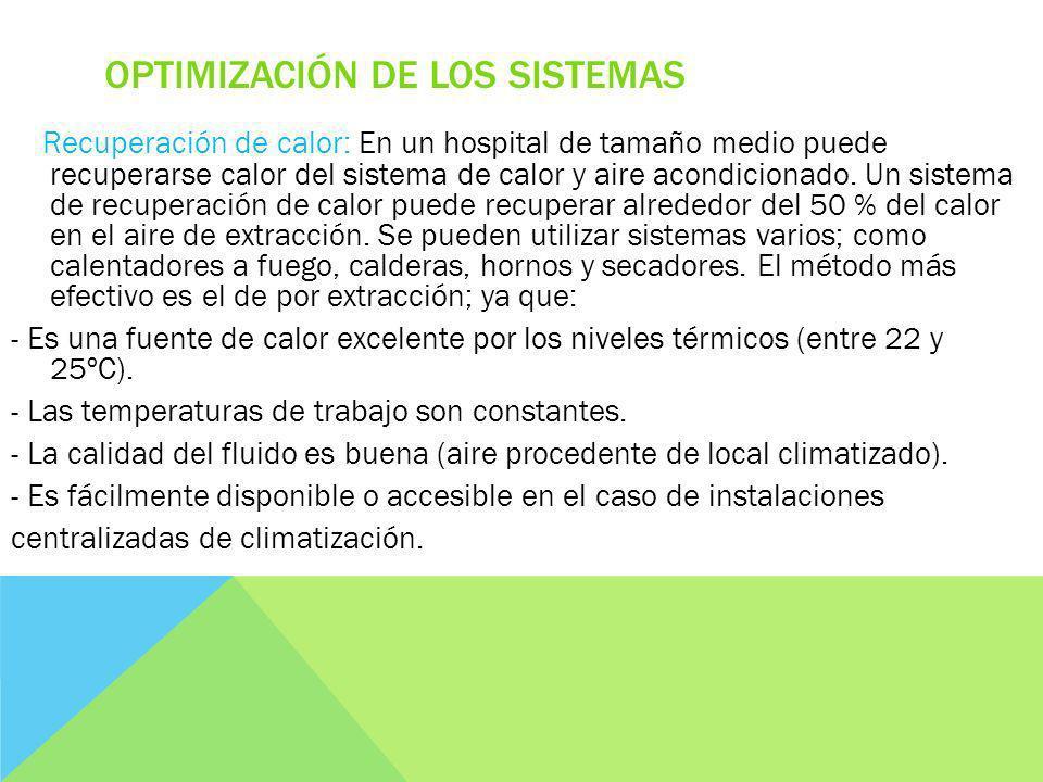 Optimización de los Sistemas