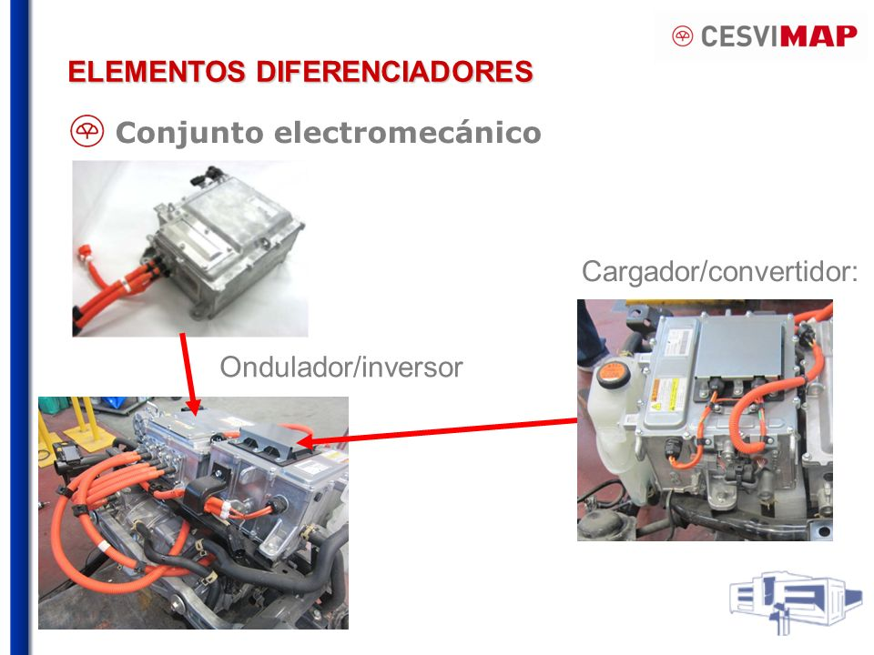 Cargador/convertidor: