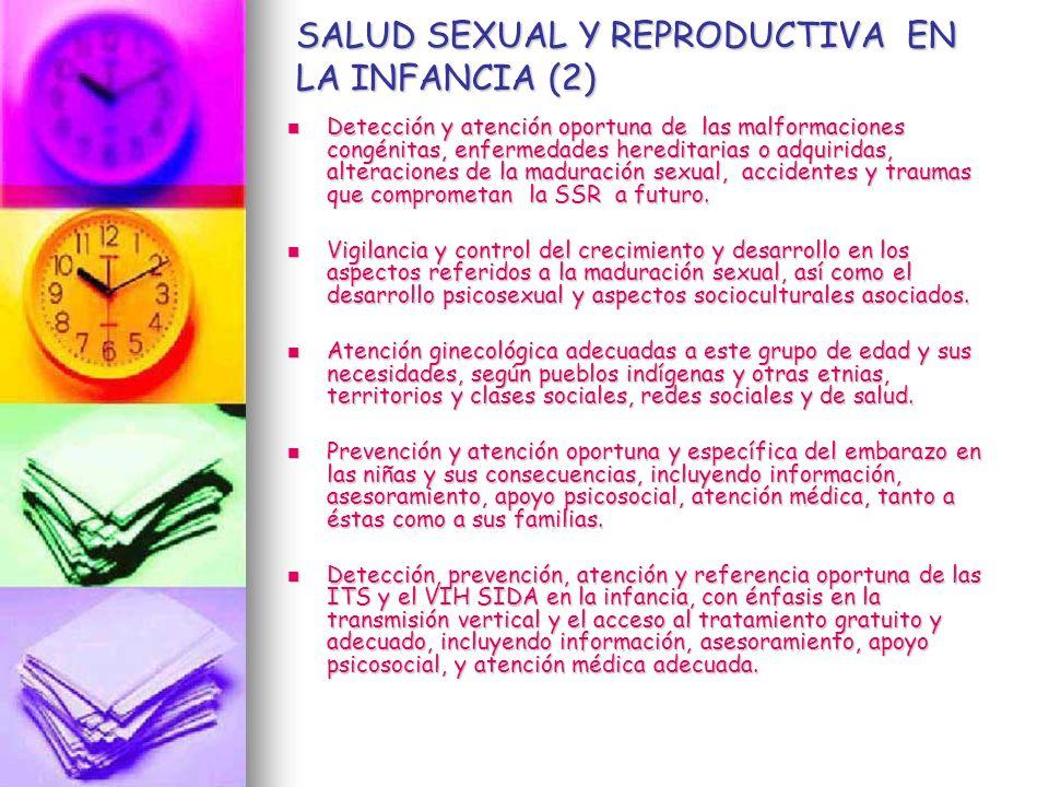 SALUD SEXUAL Y REPRODUCTIVA EN LA INFANCIA (2)
