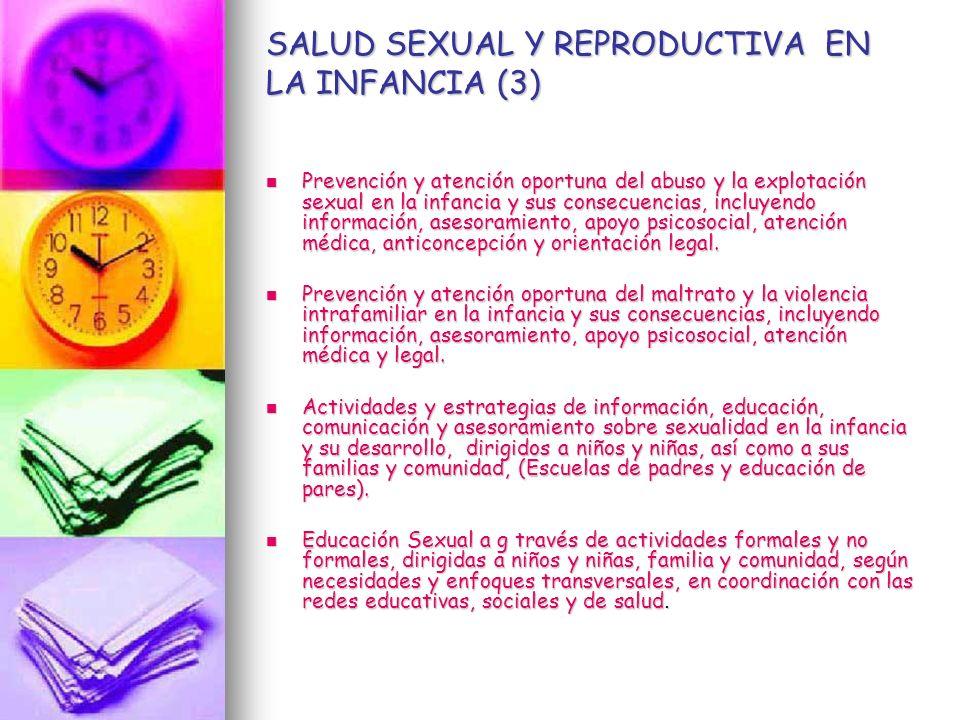 SALUD SEXUAL Y REPRODUCTIVA EN LA INFANCIA (3)