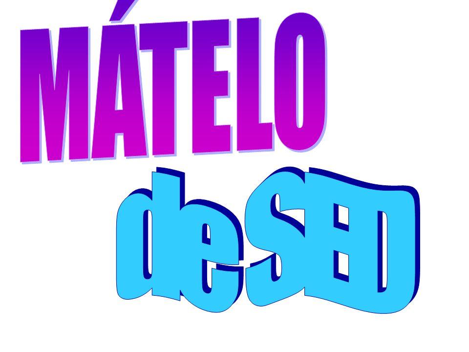 MÁTELO de SED