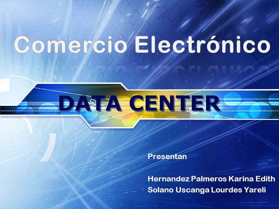 Comercio Electrónico DATA CENTER Presentan