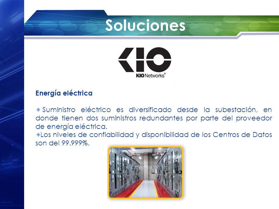 Soluciones Energía eléctrica