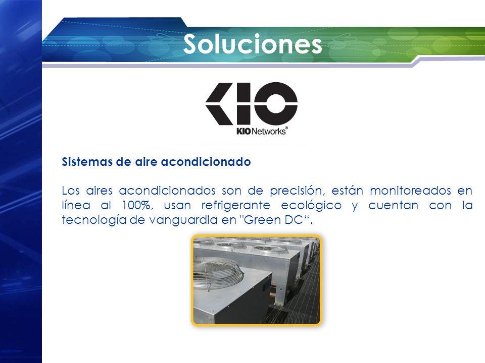 Soluciones Sistemas de aire acondicionado