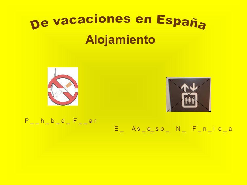 De vacaciones en España