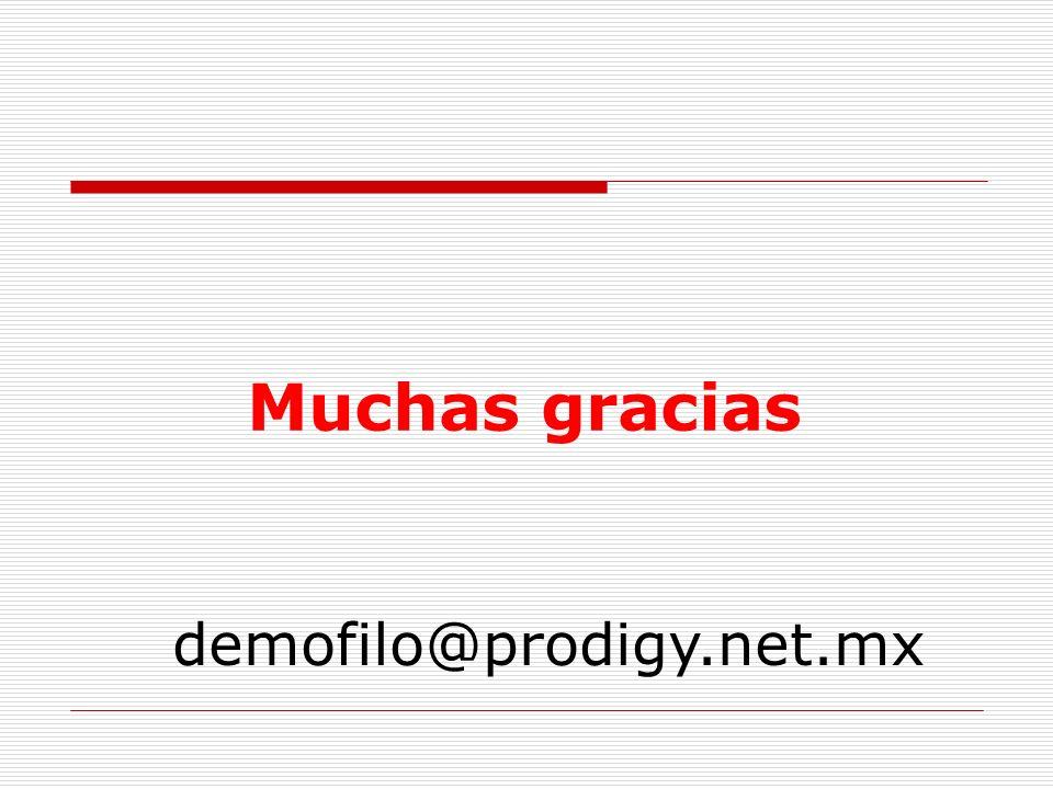 Muchas gracias demofilo@prodigy.net.mx