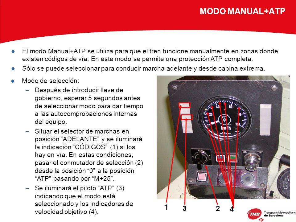 MODO MANUAL+ATP