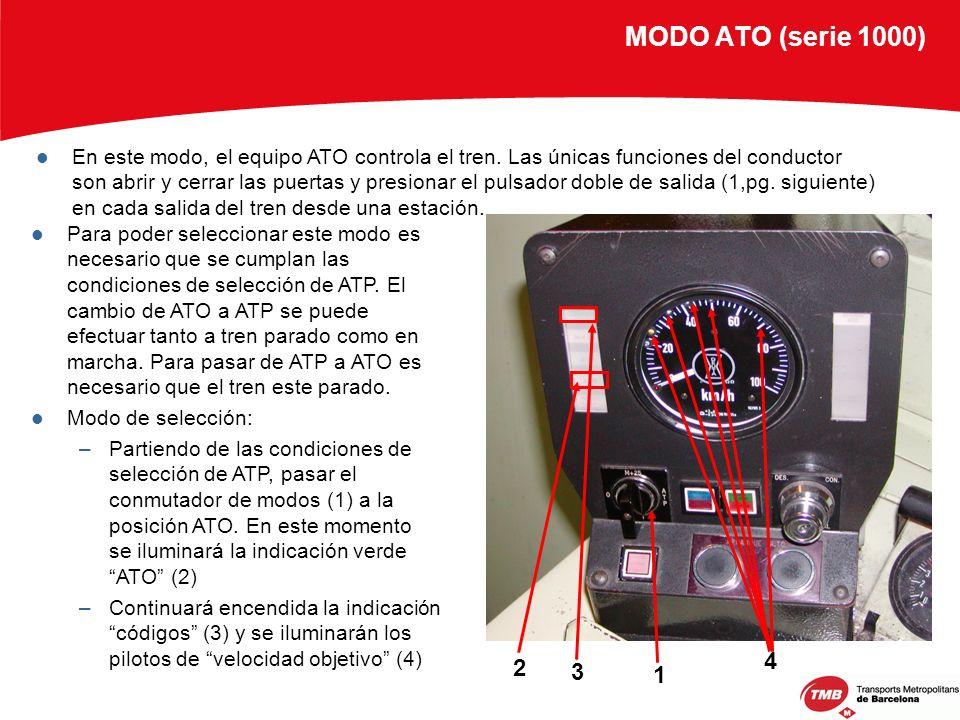 MODO ATO (serie 1000)
