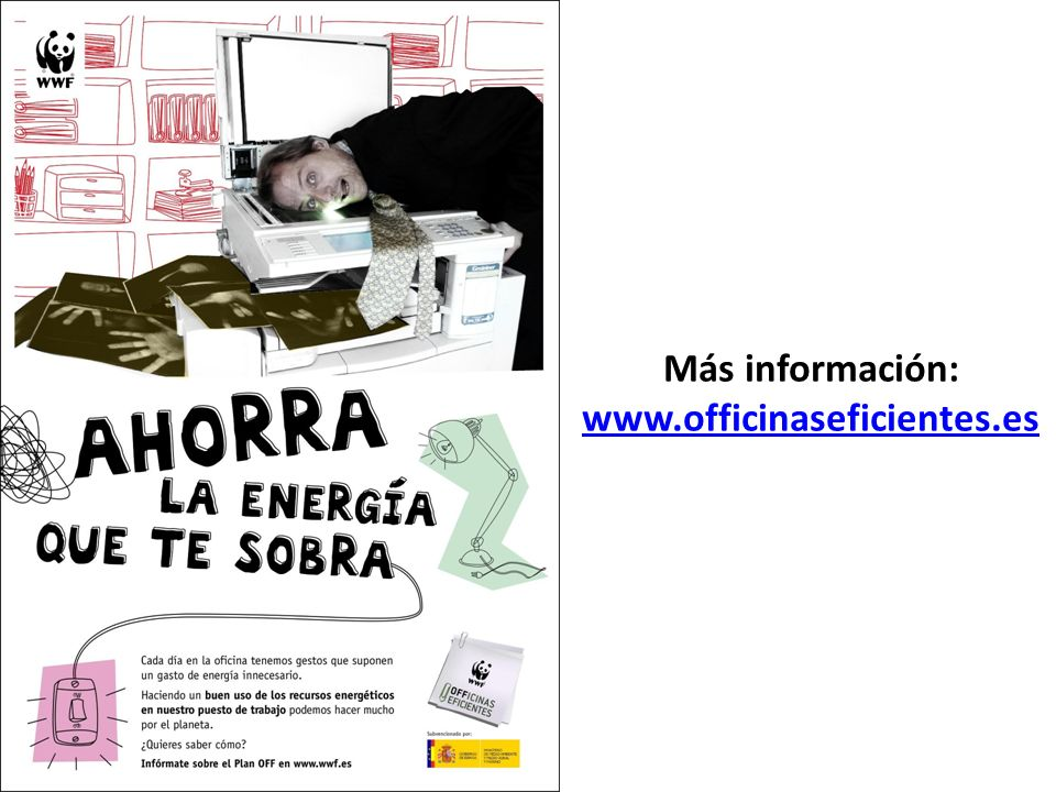 Más información: www.officinaseficientes.es