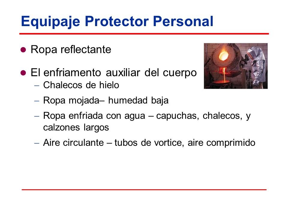 Equipaje Protector Personal