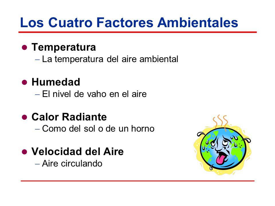 Los Cuatro Factores Ambientales