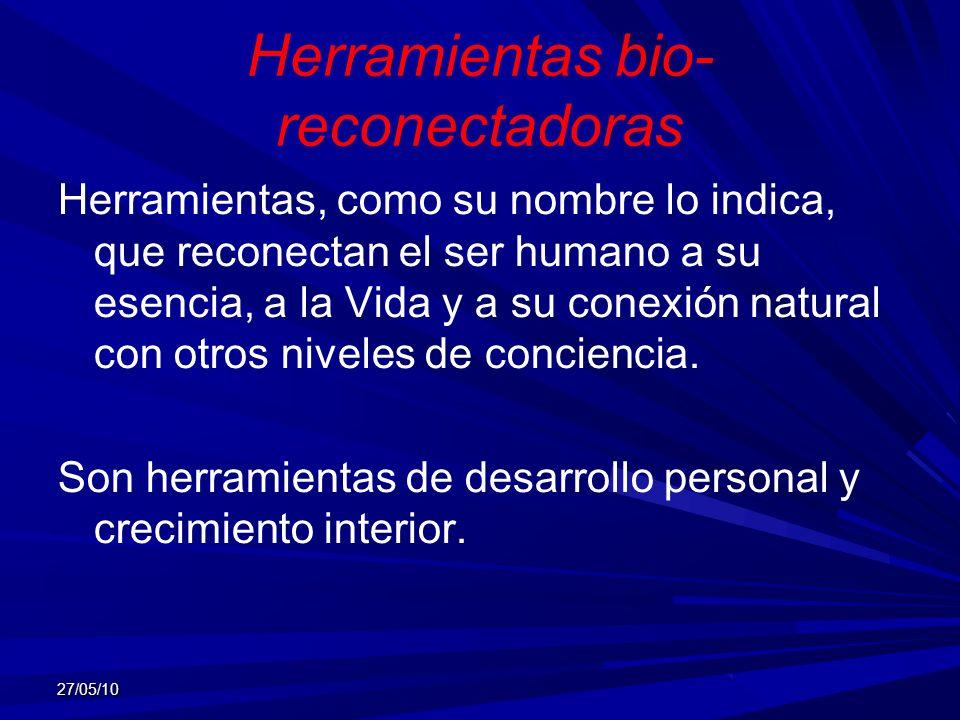 Herramientas bio-reconectadoras