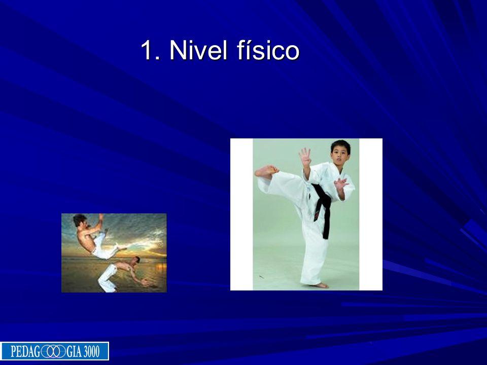 1. Nivel físico