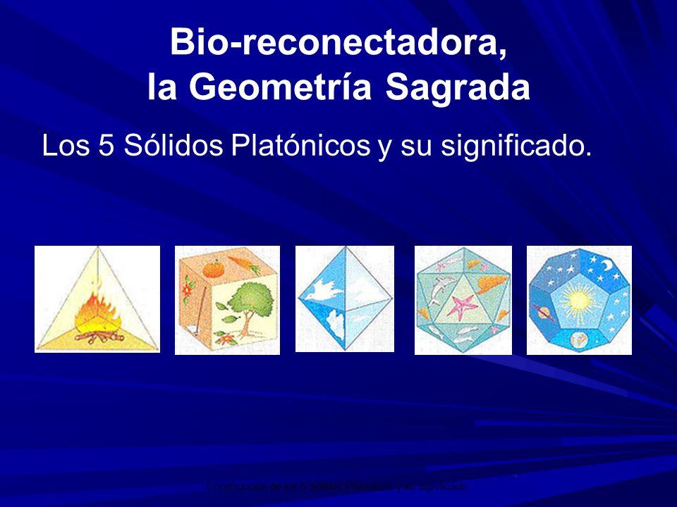 Bio-reconectadora, la Geometría Sagrada