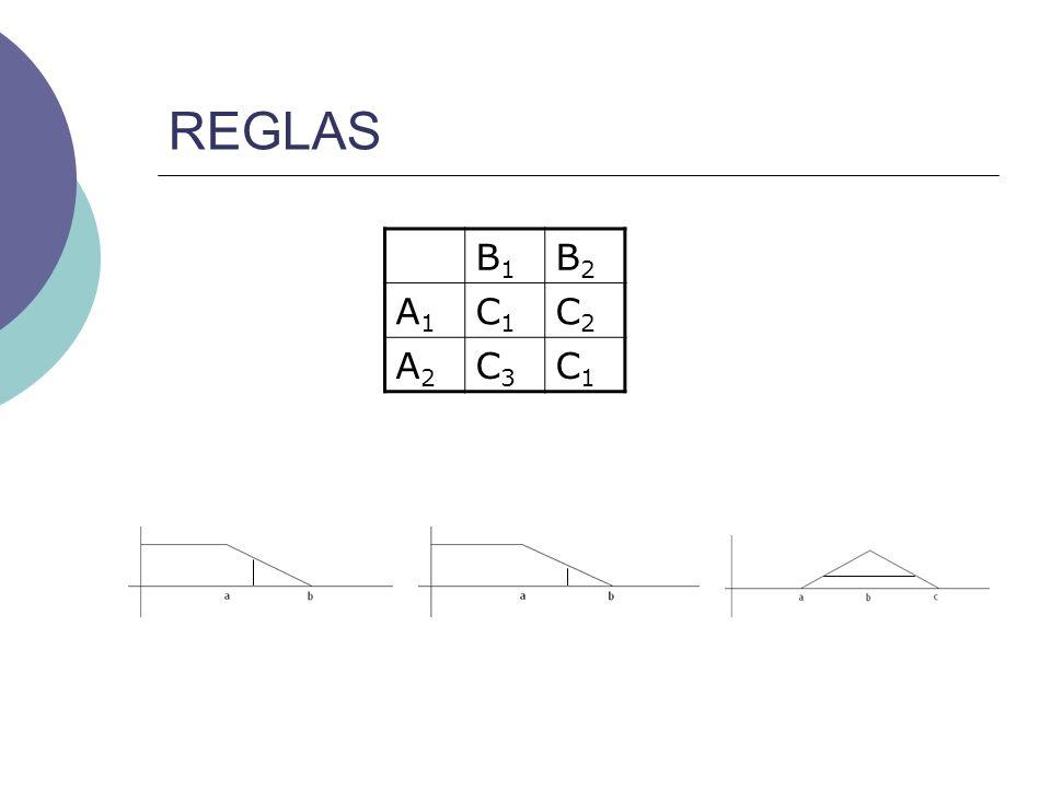 REGLAS B1 B2 A1 C1 C2 A2 C3