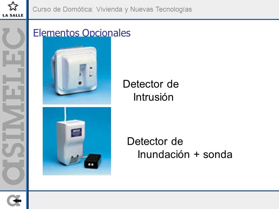 Detector de Inundación + sonda