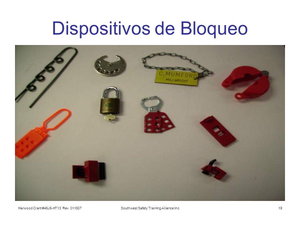 Dispositivos de Bloqueo