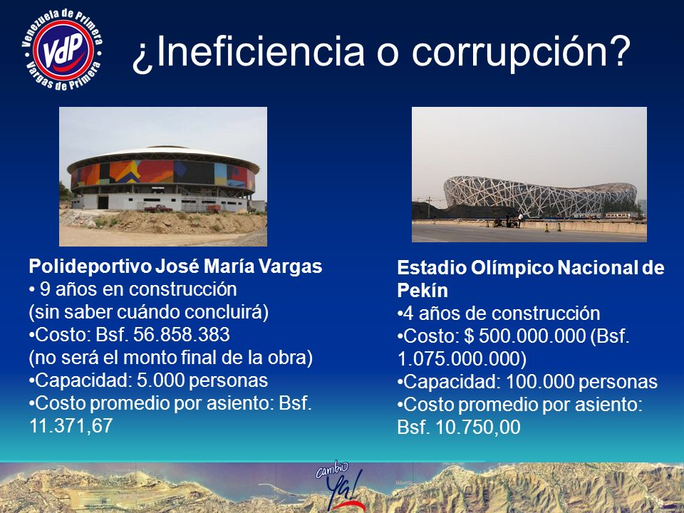 ¿Ineficiencia o corrupción
