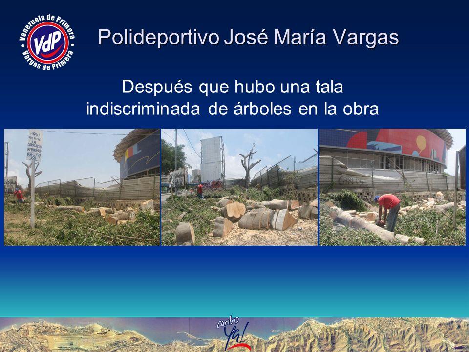 Polideportivo José María Vargas