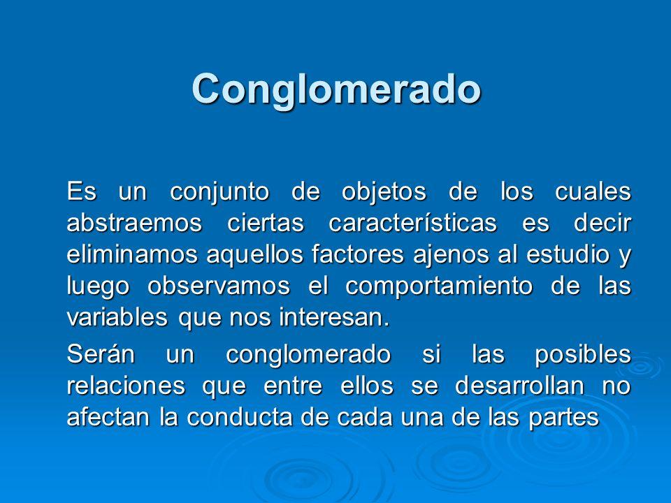 Conglomerado