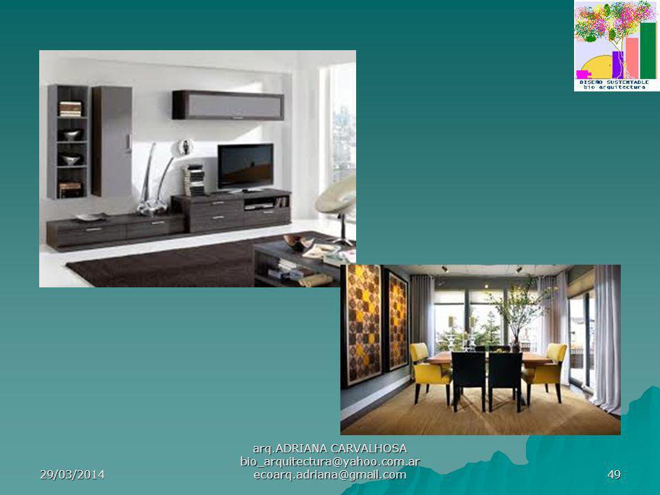 29/03/2017 arq.ADRIANA CARVALHOSA bio_arquitectura@yahoo.com.ar ecoarq.adriana@gmail.com