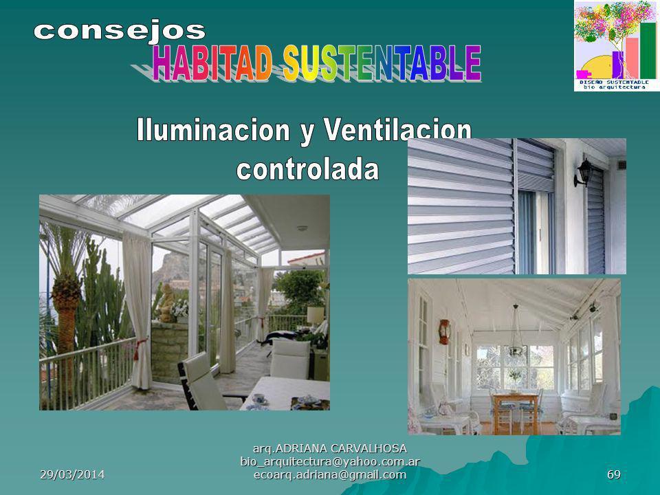 Iluminacion y Ventilacion
