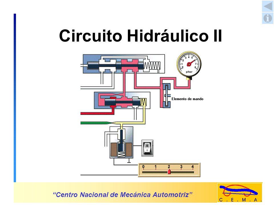 Circuito Hidráulico II