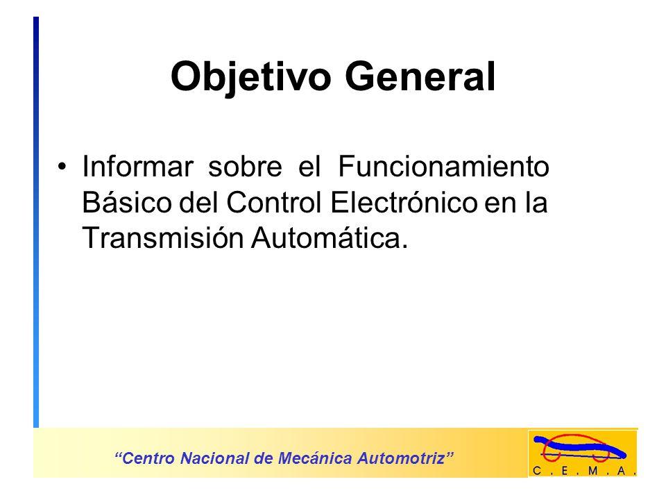 Centro Nacional de Mecánica Automotriz